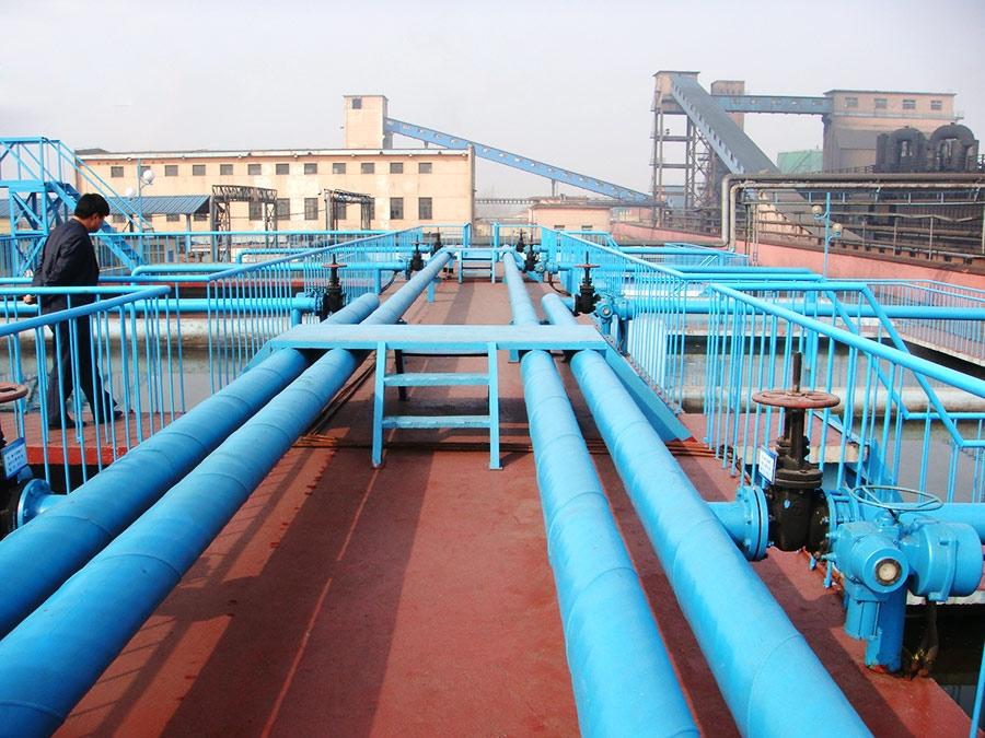 煤矿生活污水