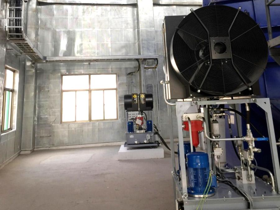 风机房噪声贝博ballbet入口